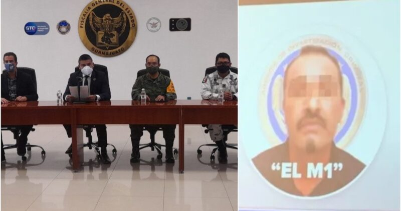 Video| Detienen al nuevo líder del Cártel Santa Rosa de Lima. Lo vinculan a 50 ejecuciones