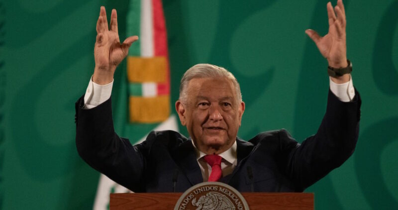 AMLO, el mandatario latinoamericano que obtuvo el mejor registro de aprobación de gobierno durante la pandemia, según Latinobarómetro 2021
