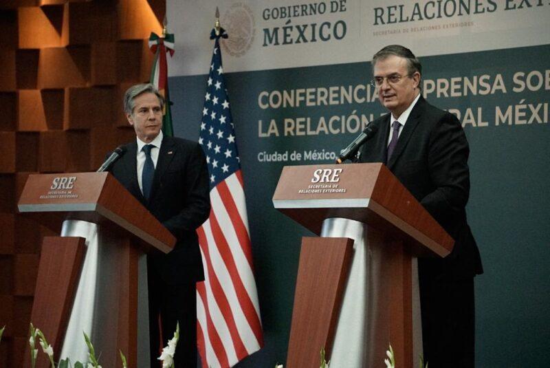Disminución de la violencia y del consumo de drogas, termómetro para medir el nuevo acuerdo de seguridad México-EU: Ebrard