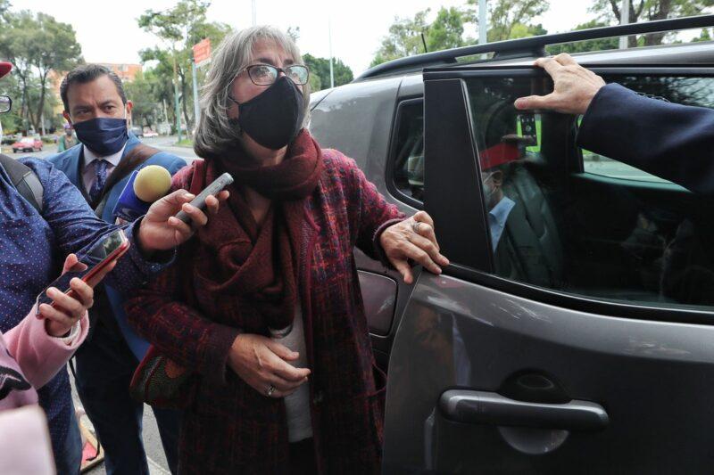 La ex coordinadora del Foro Consultivo de Ciencia y Tecnología se declara inocente ante la Fiscalía