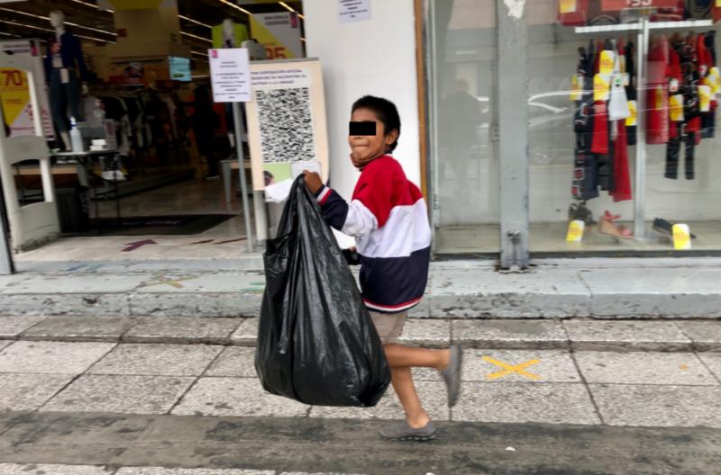 Desaparecen diariamente 4.6 menores en México: Redim