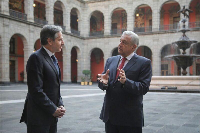 AMLO, por una nueva era en la relación con EU, basada en cooperación para el desarrollo y respeto a la soberanía nacional