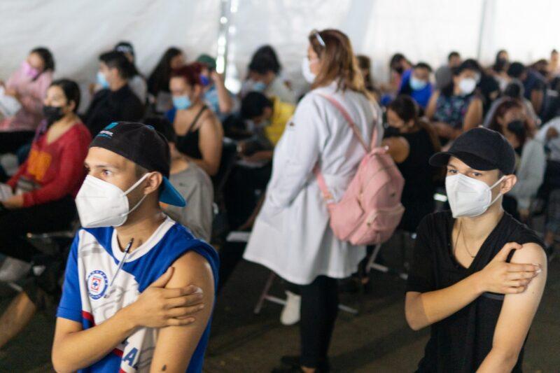 66 millones 680 mil 553 personas vacunadas contra Covid-19 en el país