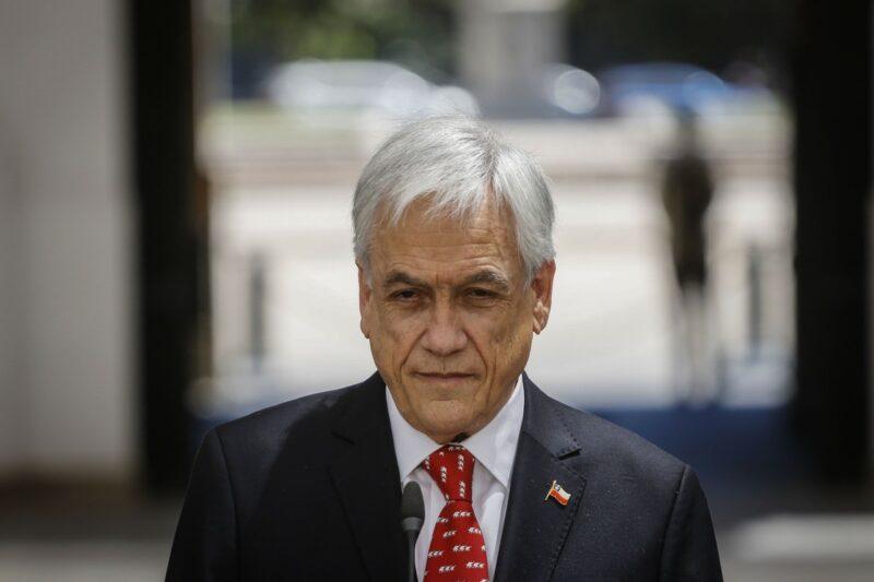 Oposición chilena presenta acusación para destituir a Sebastián Piñera por lo de Pandora Papers
