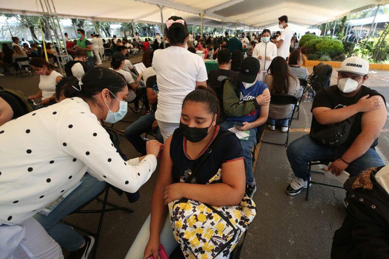 La Ciudad de México supera en vacunación contra COVID-19 a París, Nueva York y Tokio, informa la Jefa de Gobierno, Claudia Sheinbaum