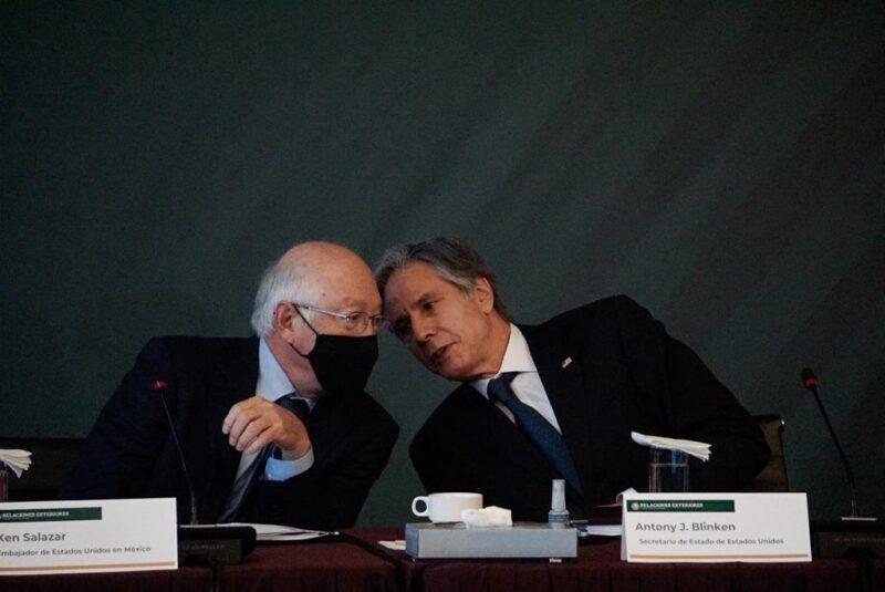 EU no admitirá indocumentados, asegura el Secretario de Estado, Anthony Blinken