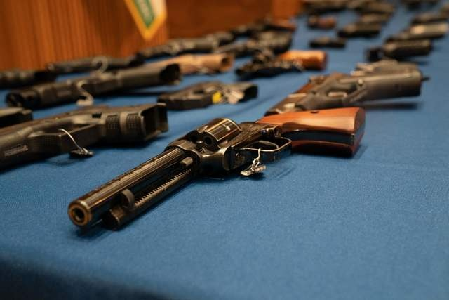 De EU, el 80% de armas importadas legalmente a México de 2006 a 2019, afirma Global Exchange
