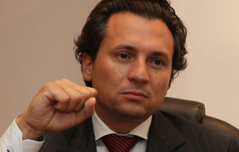 Construyó Lozoya red de lavado en el extranjero, informa la Unidad de Inteligencia Financiera