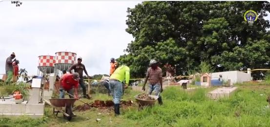 Video  Inicia en Panamá exhumación de víctimas por la invasión de EU en 1989