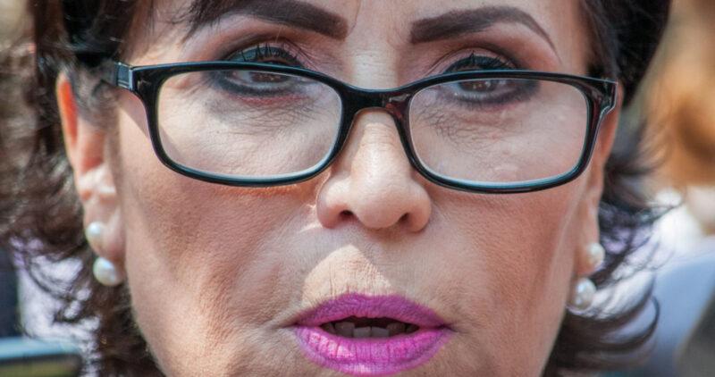 Rosario Robles gana amparo que anula prisión preventiva. Pero aún tiene otra orden en contra