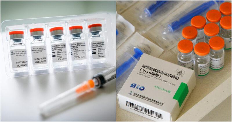 Evidencia indica que las vacunas chinas Sinovac y Sinopharm necesitan refuerzo: OMS