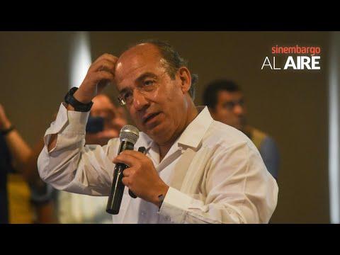 Video| Felipe Calderón y funcionarios de su gobierno, Georgina Kessel, Carlos Ruiz Sacristán y Luis Téllez recibieron millonarias compensaciones de gigantes energéticas españolas, documentan