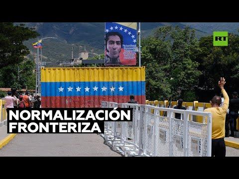 Video| Se reabre el paso entre Colombia y Venezuela tras años de cierre