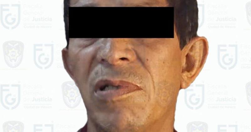 La Fiscalía de la CdMx detiene a presunto violador serial; está ligado a 27 ataques