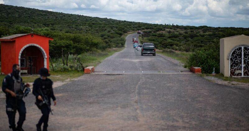 Estrategia criminal: cárteles destruyen antenas de comunicación en Zacatecas para aislar a comunidades