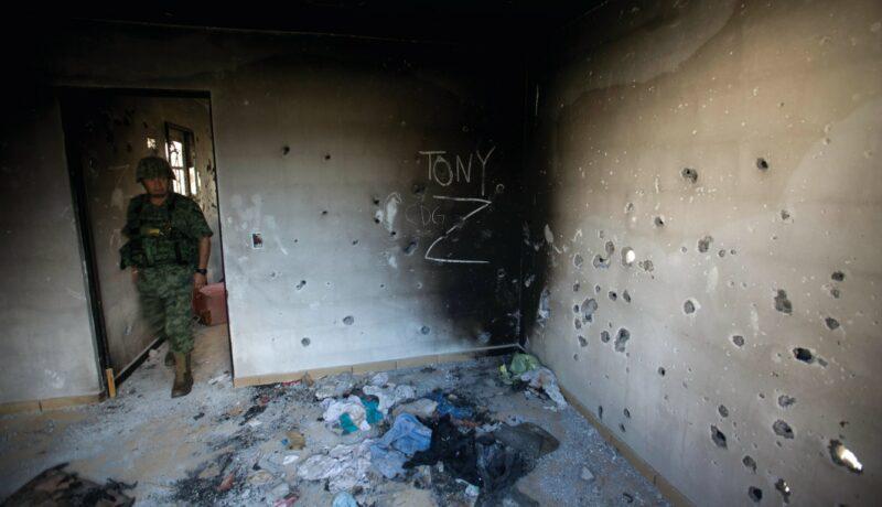 Ciclones, Escorpiones y Zetas Vieja Escuela: La guerra por Tamaulipas